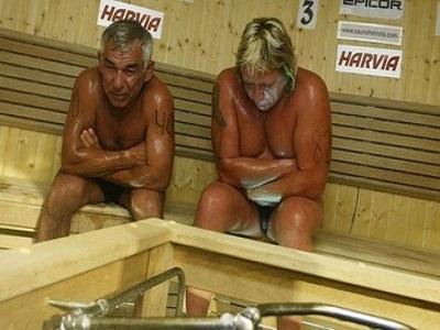 campionato sauna