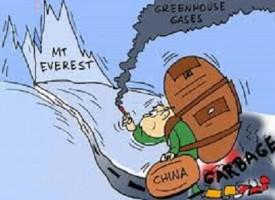 Cina e Nepal: Quanto è alto l' Everest ?