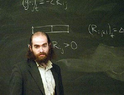 genio matematico barbone