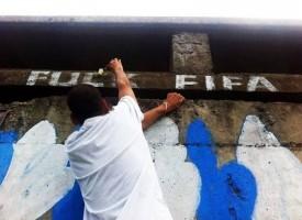 I brasiliani non volevano i mondiali di calcio 2014 in Brasile
