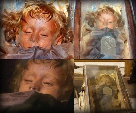rosalia lombardo mummia