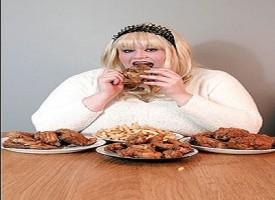 Sassy Thomas 30 anni e 152 chili: pagata per mangiare