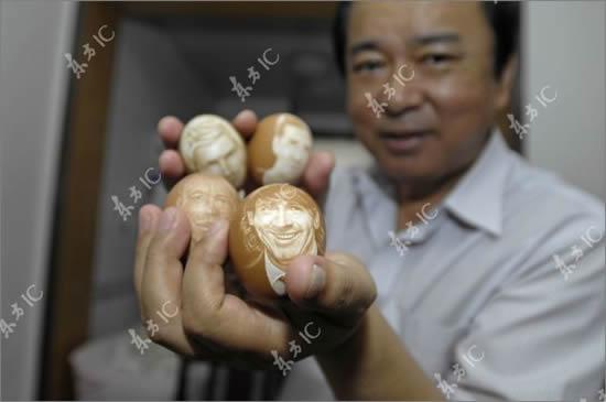 scolpitore uova giocatori