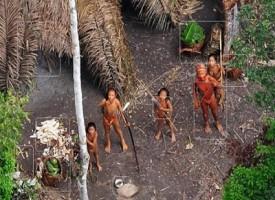 Scoperta tribù isolata dal resto del mondo