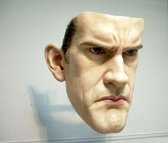 sculture vere Ron Mueck