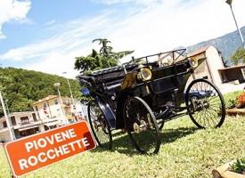 E' francese la prima automobile immatricolata in Italia
