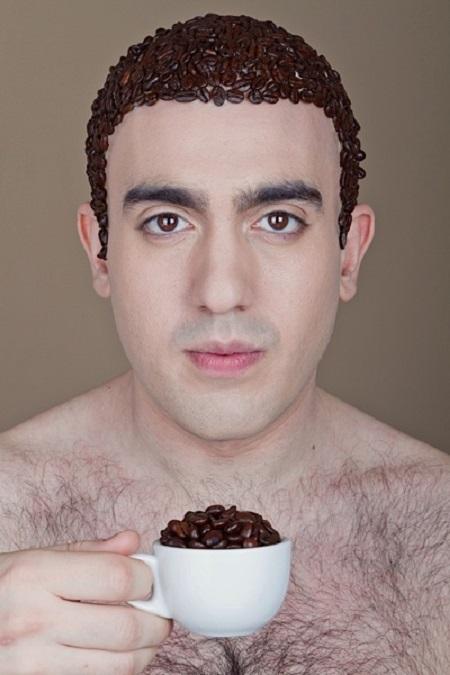 capelli caffe