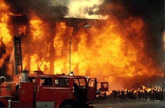 incendio-caserma-pompieri