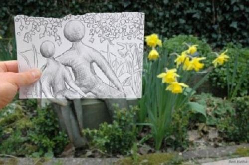 opere disegni ben Heine
