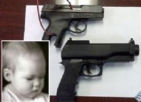 Bambina scambia Joypad per pistola e si uccide