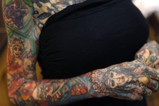 record-tattoo