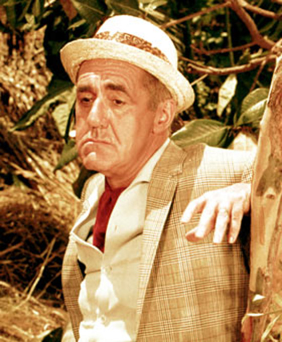GILLIGAN'S ISLAND, Jim Backus, 1964-1967
