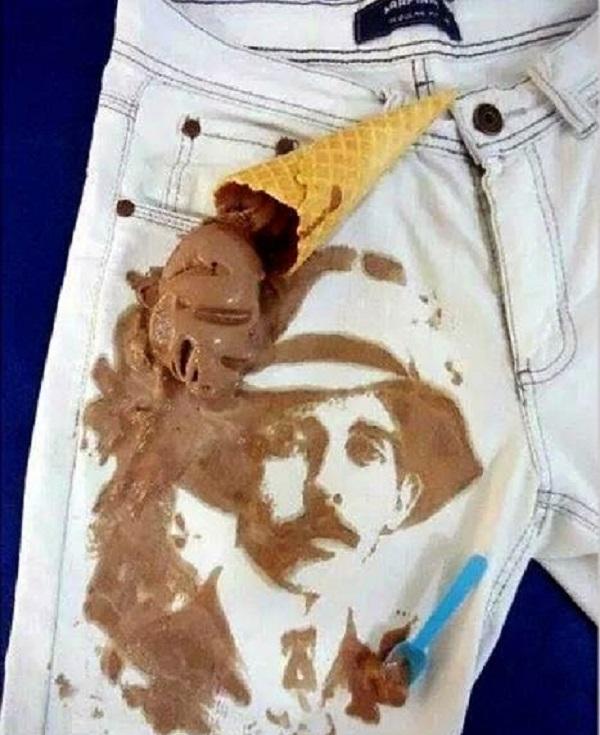 Othman Toma gelato sciolto