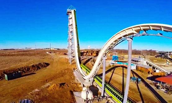 Schlitterbahn scivolo più alto del pianeta