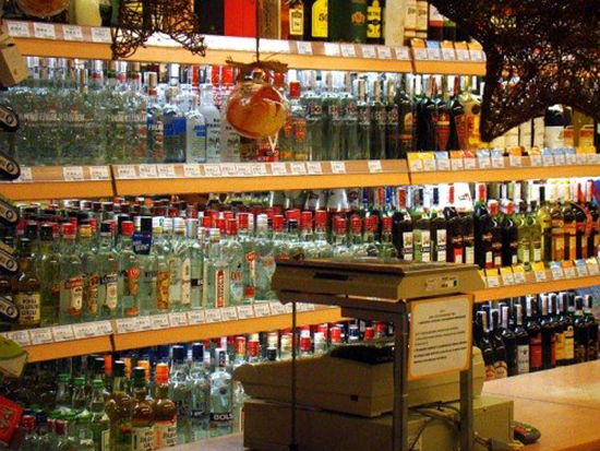 alcool aiuta a creare