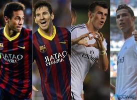 I calciatori più ricchi e pagati al mondo del 2014