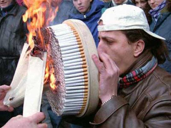 perche si dice fumare come un turco