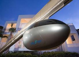 SkyTran un innovativo sistema di trasporto magnetico progettato dalla NASA