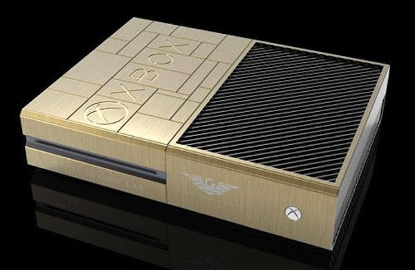 xbox one oro