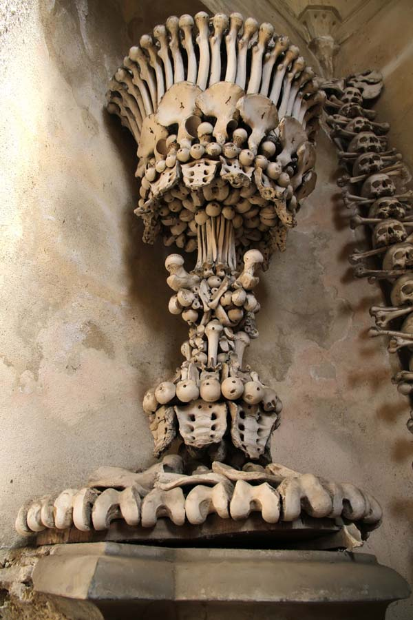 repubblica ceca ossa umane