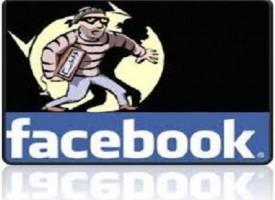 Ruba in appartamento, vede pc acceso e si collega a facebook: arrestato
