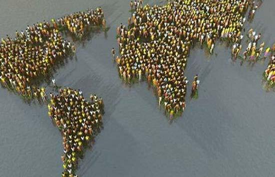 aumento popolazione del pianeta