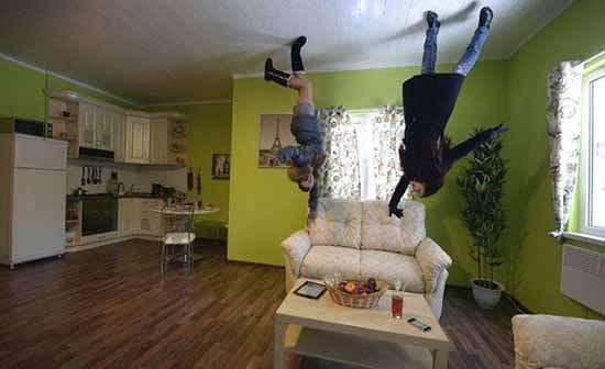 casa sottosopra mosca