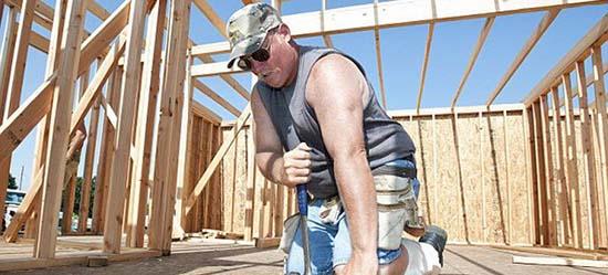 costruire casa senza vedere