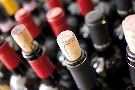 dimensione bottiglie