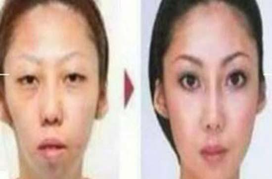 donna cinese brutta