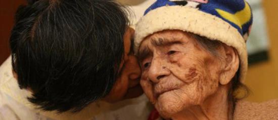 donna piu anziana al mondo