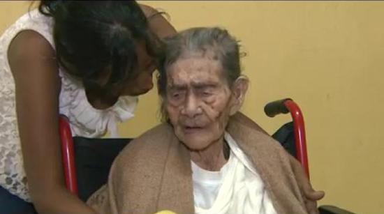 donna piu vecchia del mondo
