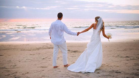 matrimonio luna di miele