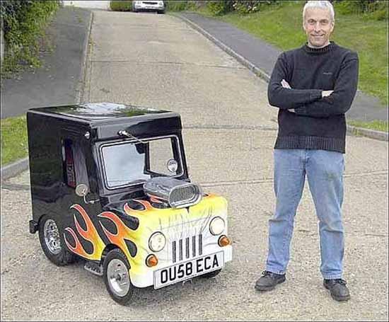 piccola auto