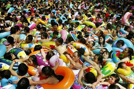 piscina colma