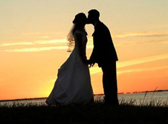 sposi in luna di miele