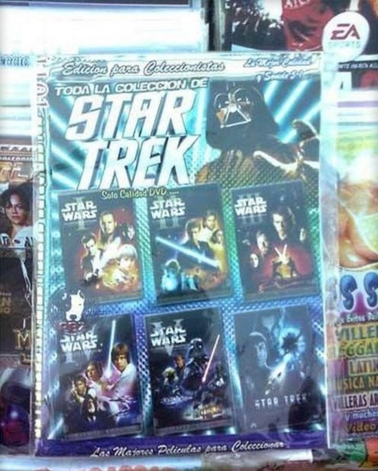 star trek fail packaging