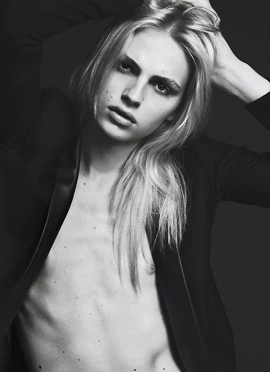 Andrej Pejic modello trans
