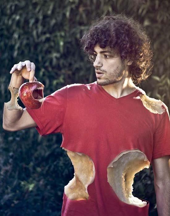 Martin de pasquale mela morsicata