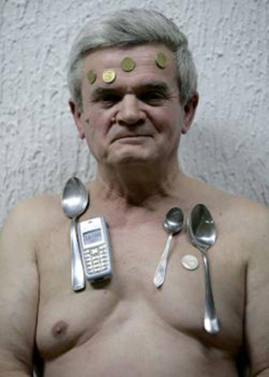 miroslav mandic uomo magnete