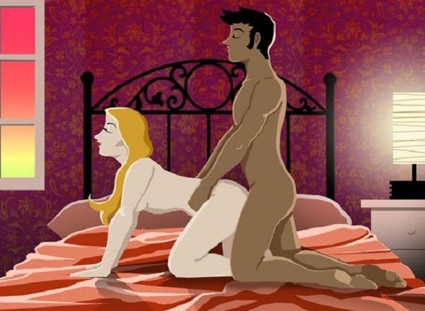 sesso posizione pecorina per mal di schiena