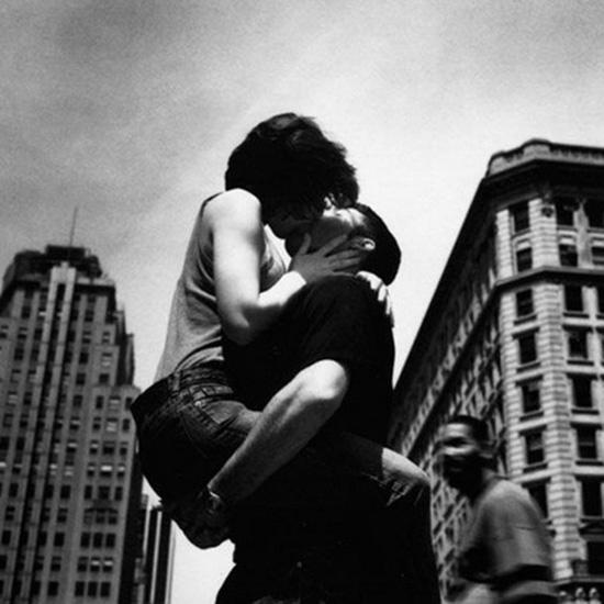 baciarsi saliva