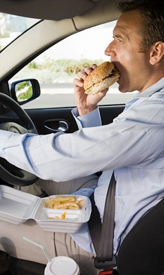 cibo di strada e salute mentale
