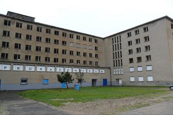 hotel abbandonato germania