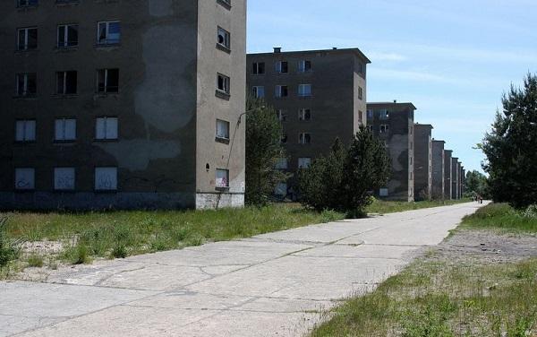 hotel hitler abbandonato