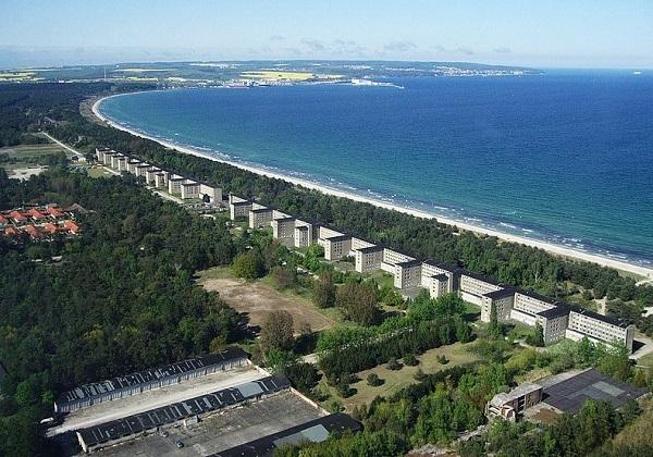 hotel costruito nazisti