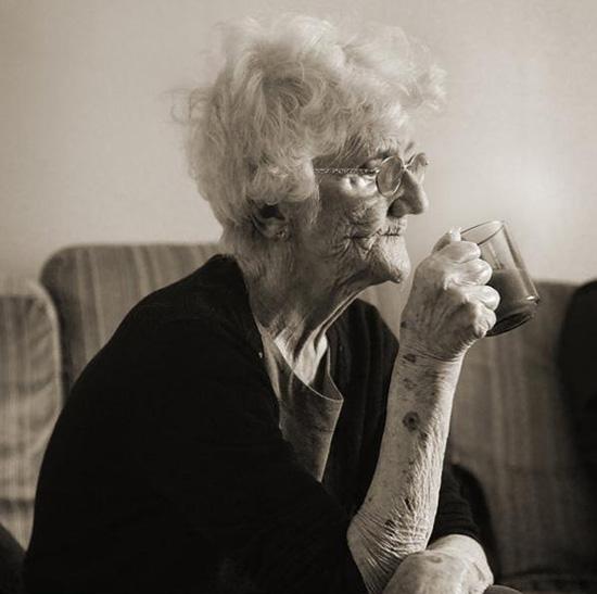 persona anziana