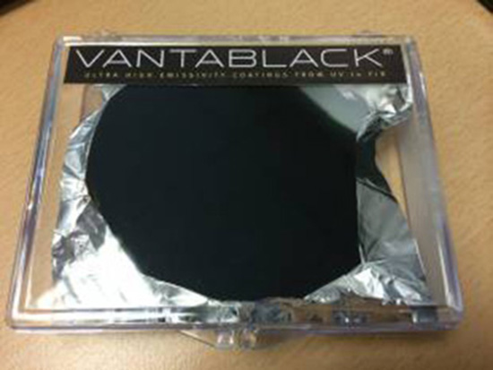 prodotto più nero al mondo