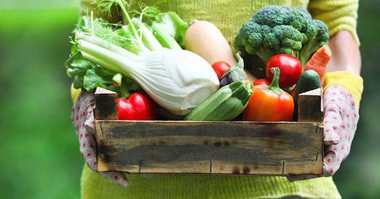 verdura fa bene