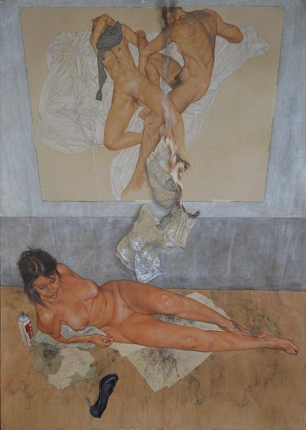 arte ed erotismo dipinti
